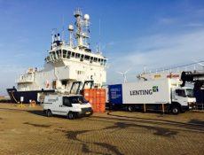 Vrachtwagen Offshore – Lenting Groep B.V.