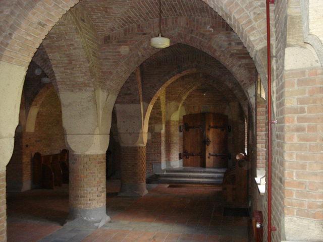 Uitbreiding/ Renovatie St. Adelbert Abdij