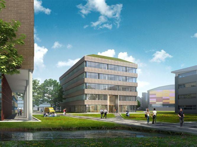 Nieuwbouw Laboratorium Matrix VI