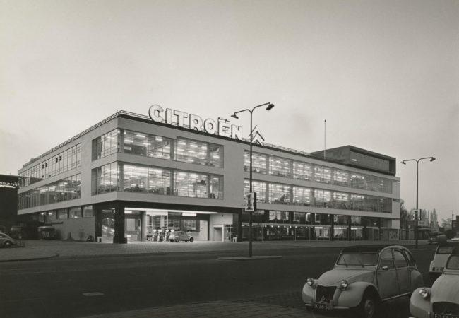 Lopende ProjectenZorgsectorOnderwijssectorUtiliteitsbouwWoningen En Appartementen The Olympic 1962 (citroen Gebouw Noord)