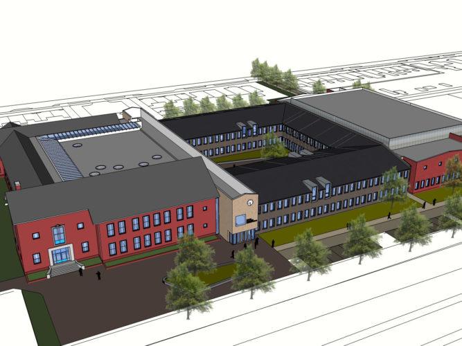 Tabor College Werenfridus, Hoorn